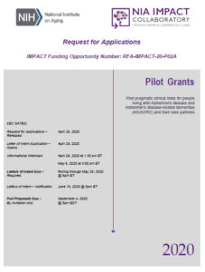 Download Pilot Grant RFA Cycle 2A